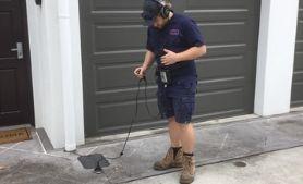 Leak Detection Plumber