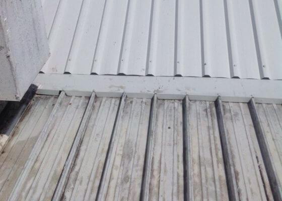 RTL Trades team restoring damaged roofing